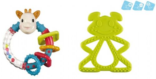 Sophie la girafe Early childhood development set